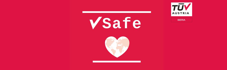 Protocolo de Certificação 'V-Safe'